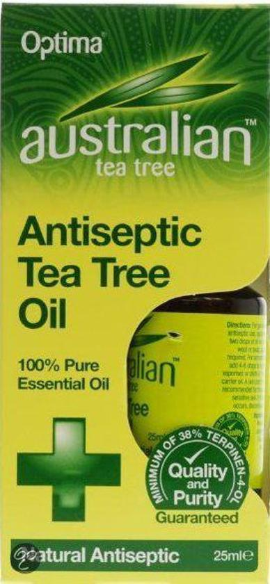 Optima Australian Tea Tree Olie - 15 ml - Huidontsmettingsmiddel