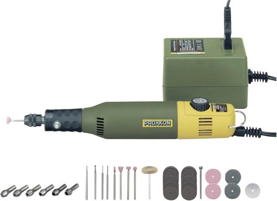 Micromot 50/E Modelbouw- En Graveerset