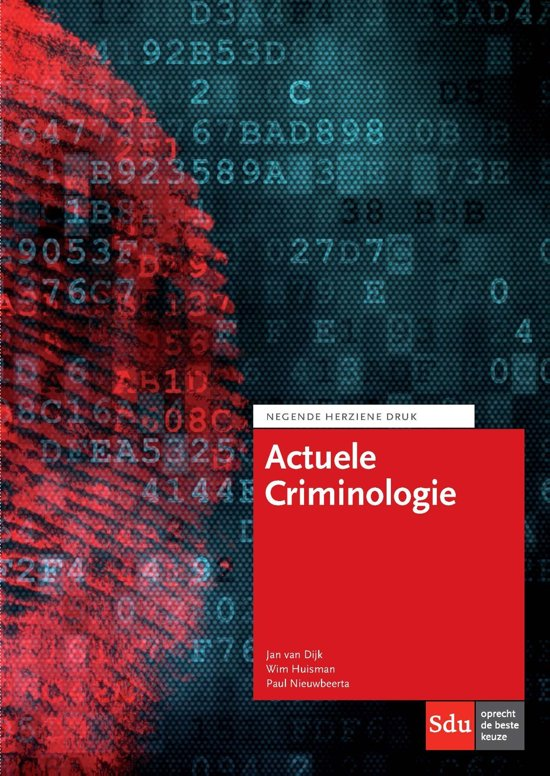 Actuele Criminologie