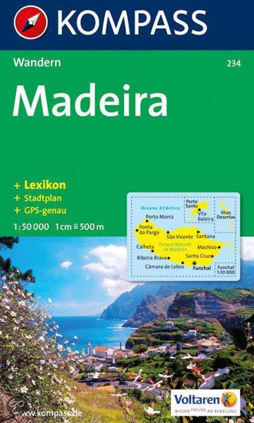 Kompass WK234 Madeira