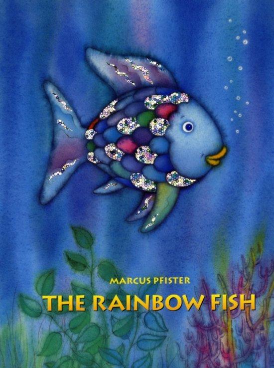 Boek cover The Rainbow Fish van Marcus Pfister (Paperback)