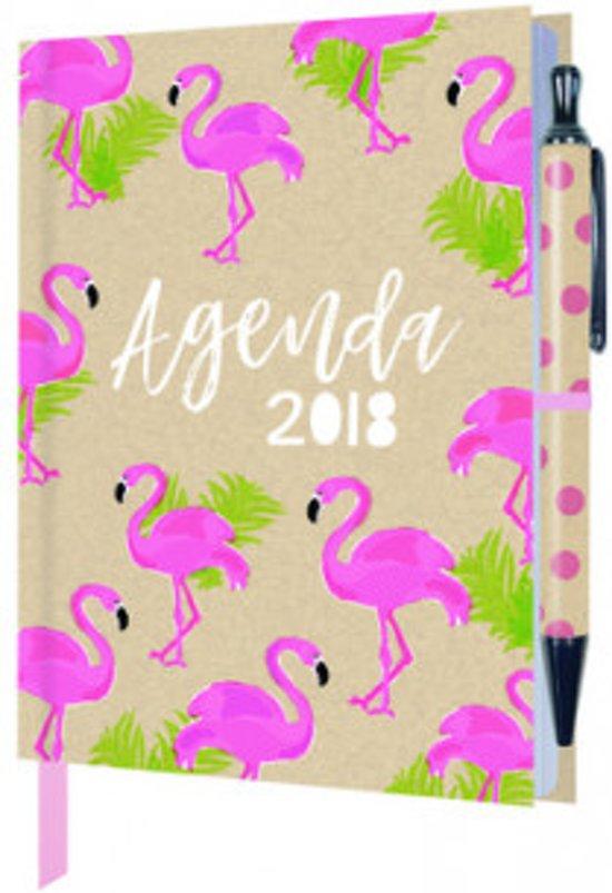 Agenda 2018 A6 15 Maanden Met Pen Papercraft