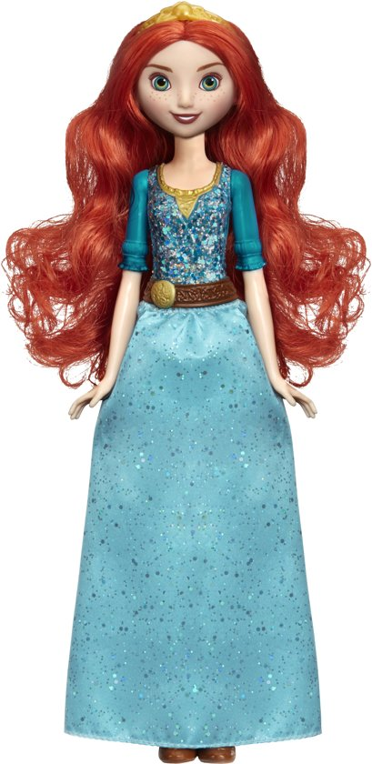 Disney Princess Royal Shimmer Pop Merida