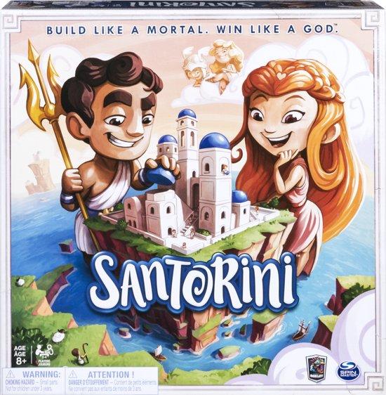 Santorini - Bordspel