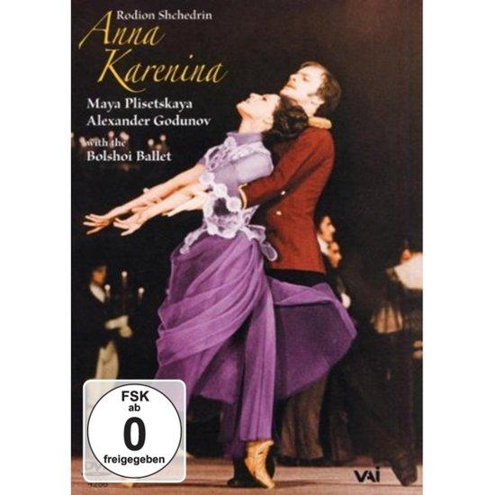 Anna Karenina - Bolshoi Ballet