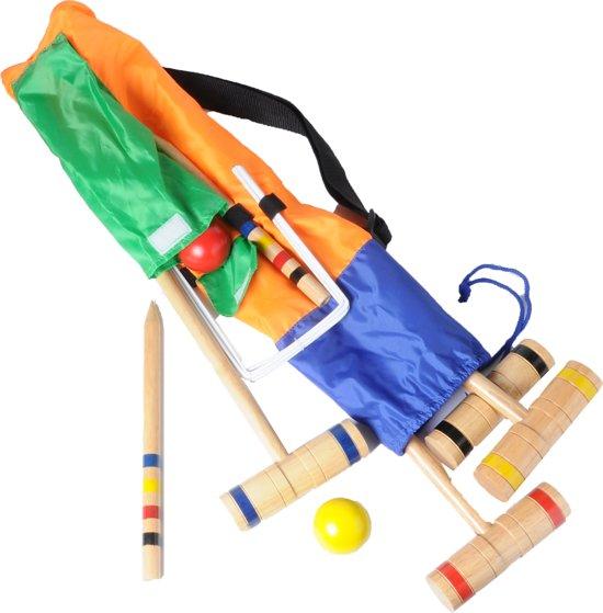 Angel Toys Croquetset 4 Spelers