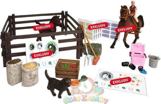 Schleich Weihnachtskalender.Bol Com Schleich Adventskalender Paarden Schleich Speelgoed