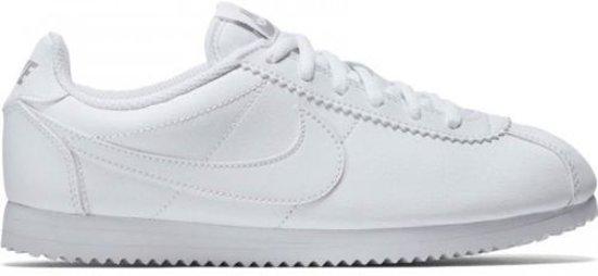 59fd6031195 bol.com | Nike Classic Cortez GS White / White Wolf Grey