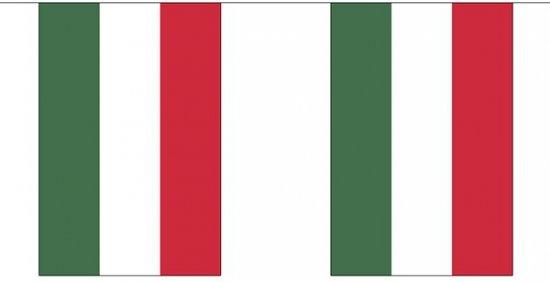 Buiten vlaggenlijn Hongarije 3 m