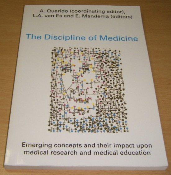 The Discipline Of Medicine