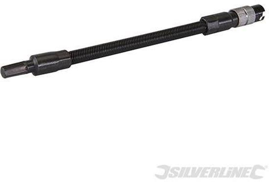 Silverline Flexibele bithouder 175 mm