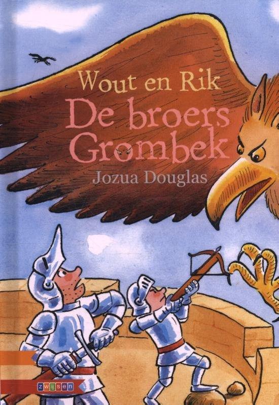 Wout en Rik - De broers Grombek