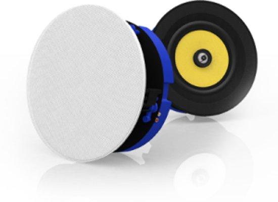 Plafond Speakers Badkamer : Bol.com bluetooth inbouw plafond speakerset