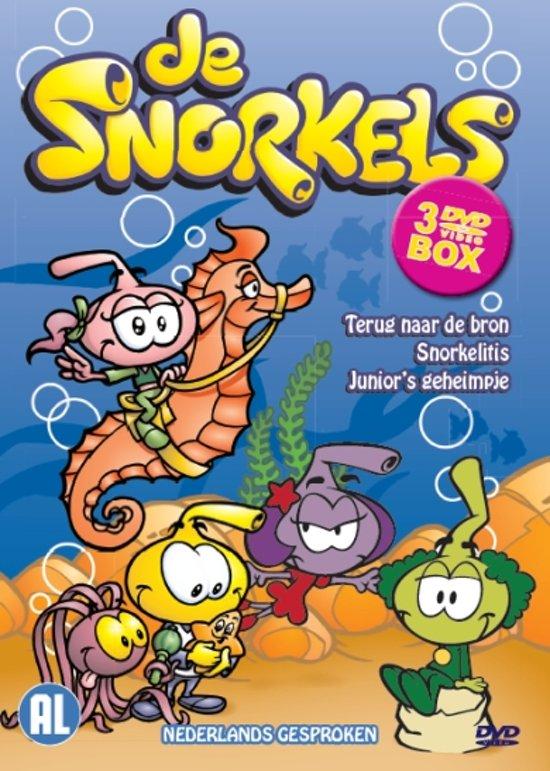 bol snorkels 1 3 dvd dvd s