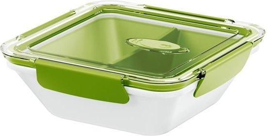 BENTO BOX lunchbox hoekig 0