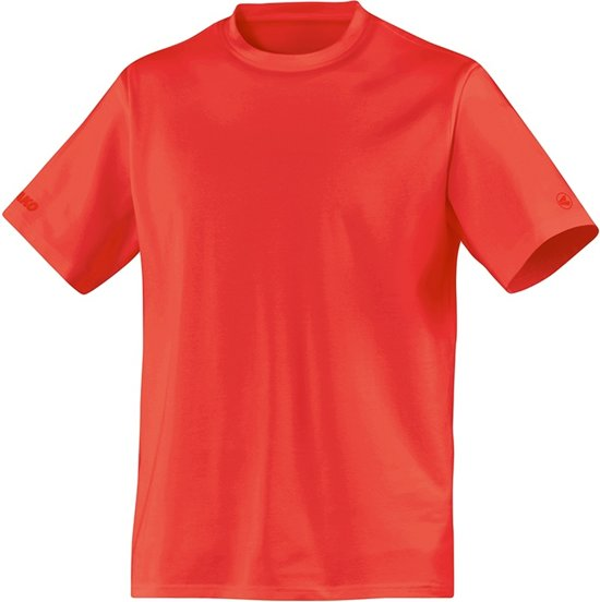 Jako - T-Shirt Classic - flame - Maat XXXXL