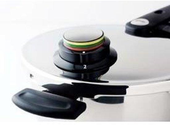 Fissler Vitavit Premium Snelkookpan 8 L