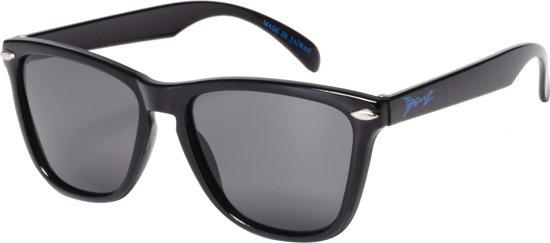 JuniorBanz UV zonnebril Kinderen - Zwart - Maat 4-10 jaar