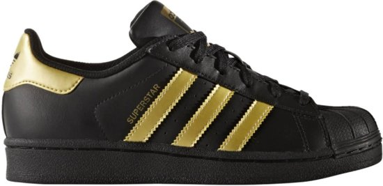 bol.com | Adidas Superstar Originals BB2871 Zwart Goud