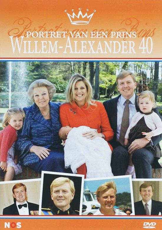 prins willem alexander 40 jaar bol.| Portret Van Een Prins   Willem Alexander 40 (Dvd) | Dvd's prins willem alexander 40 jaar