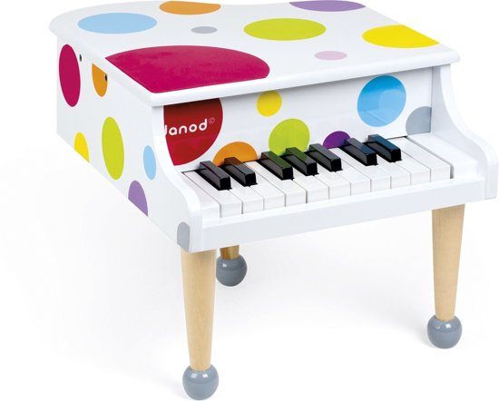Janod Confetti Vleugel Piano