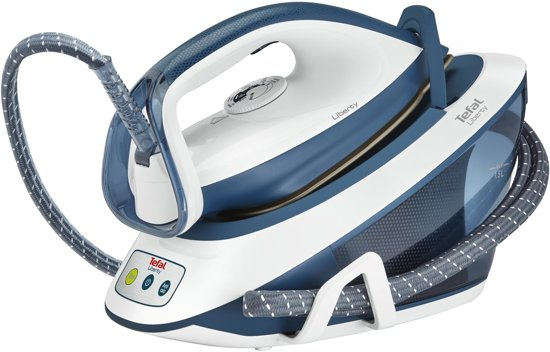 tefal actis steam generator instructions