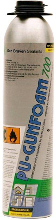 Zwaluw Pistool Pur Schuim - 700 ml