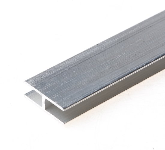 Roval Aluminium H-profiel 10 x 30 x 1.5mm