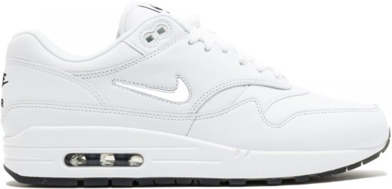 nike air max wit leer dames