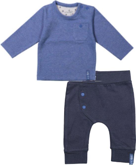 b5c3f724fd44fe bol.com | Setje blue | Dirkje babykleding maat 68