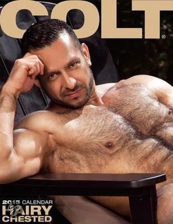 Bol Colt Hairy Chested Calendar 9781880777930 Boeken