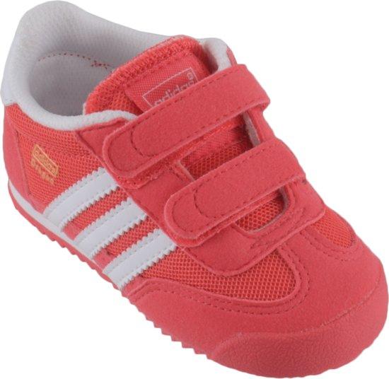 de7df656a97 adidas Originals Dragon CF I Sneakers - Sneakers - Kinderen - Maat 23 -  rood;