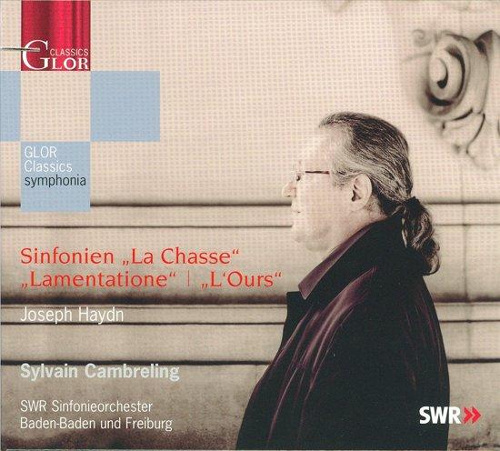 "Haydn: Sinfonien ""La Chasse"", ""Lamentatione"" & ""L'Ours"""