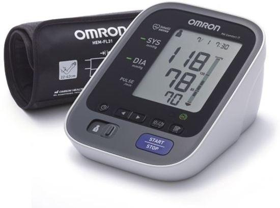 Omron M6 Comfort It - Bloeddrukmeter