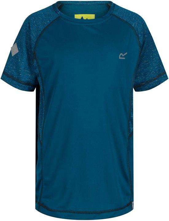 Regatta-Dazzler II-Outdoorshirt-Unisex-MAAT 128-Blauw