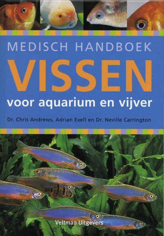 Medisch handboek vissen voor aquarium en vijver