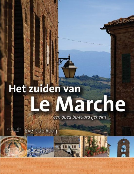 Het zuiden van Le marche