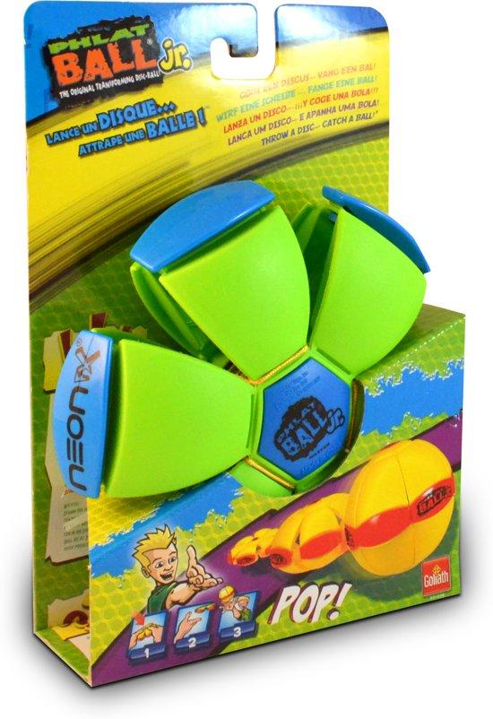 Phlat Ball Junior - Neon Groen - Goliath c906169880bc