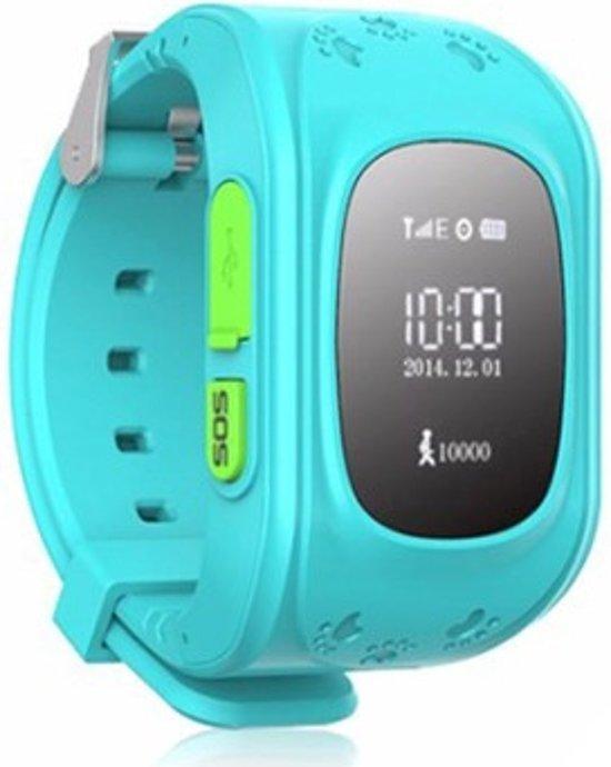 CheapOutdoor® Q50 Horloge met GPS Tracker voor kinderen Blue