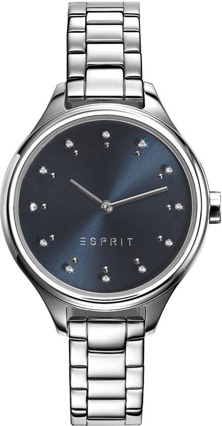 ESPRIT Horloge - Dames - Zilverkleurig - Ø 32 mm