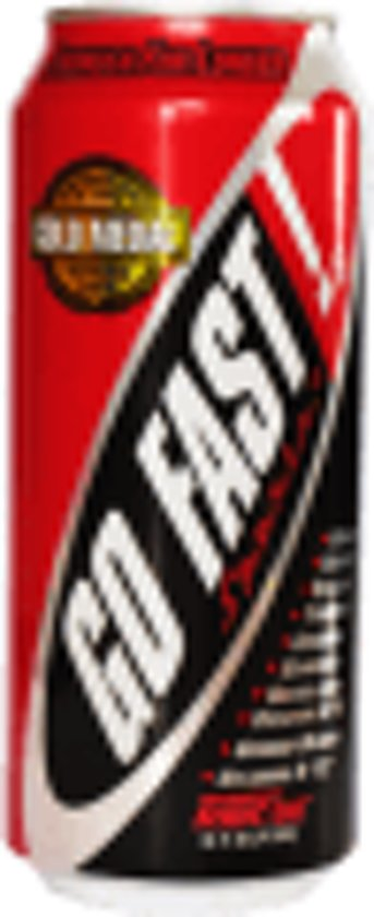 Go Fast Energy Drink 24*250ml