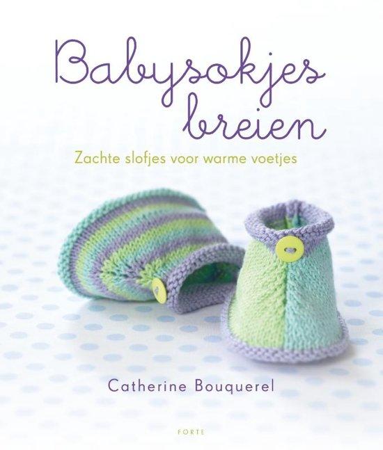 Bolcom Babysokjes Breien Catherine Bouquerel 9789058779458