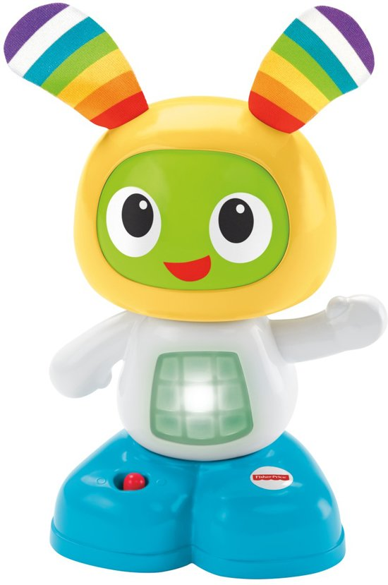 Wonderbaarlijk bol.com | Fisher-Price Mini Beatbo - Speelgoedrobot, Mattel EV-62