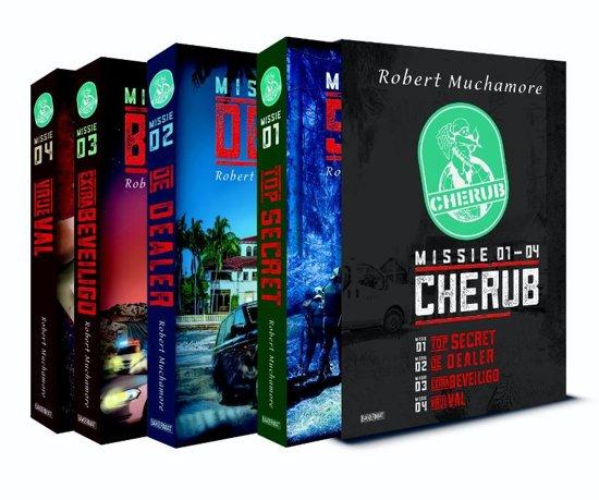 Missie 01-04 Cherub