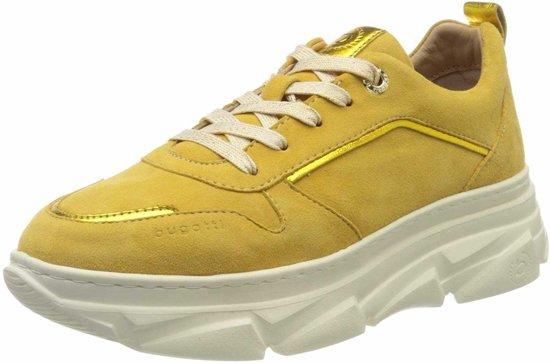 Bugatti Sneakers geel - Maat 42