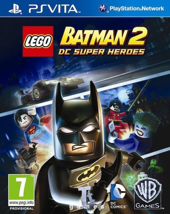 LEGO Batman 2: DC Superheroes - PS Vita