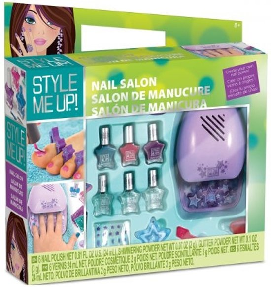 Style Me Up Nail Studio Speelgoed