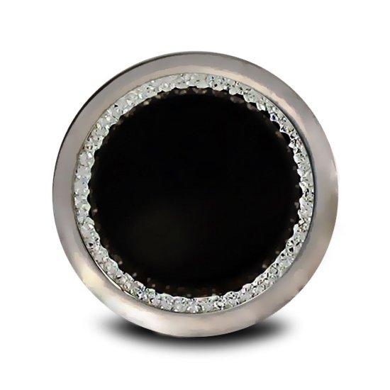 LOCKits 982501085 - Stalen Munt - 25 mm - Zilverkleurig