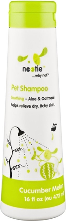 Nootie Shampoo Cucumber/Melon - 472 ml
