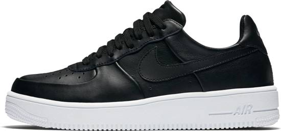 nike air force 1 zwart dames